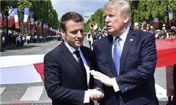 یک بام و دو هوای فرانسه نسبت به ایران!