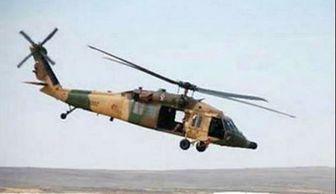 کشته شدن خلبان یک بالگرد سعودی