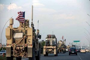 سوری ها نظامیان آمریکایی را فراری دادند