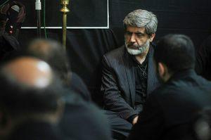 مداح مشهور پای دیگ نذری/عکس