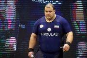 نایبقهرمان وزنهبرداری جهان: پس از تصادف کسی سراغی از من نگرفت