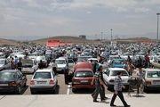 کاهش ۱ تا ۲ میلیون تومانی قیمتها در بازار خودرو در 14 مهر 97