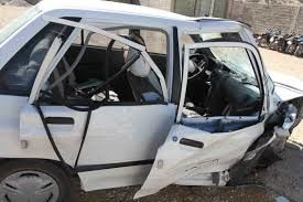 یک کشته در تصادف رانندگی اتوبان زنجان – قزوین