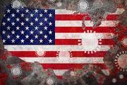 ۴۰۰ فوت کرونایی جدید طی ۲۴ ساعت در آمریکا