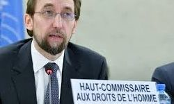 دفاع مامور عالی حقوق بشر سازمان ملل از عنصر مرتبط با جامعه بهائیت