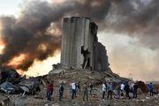 افزایش کشتههای انفجار در بندر بیروت
