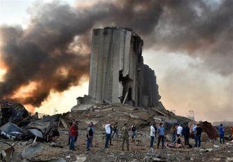 انفجار بیروت جرقهای برای روشن شدن آتش اصلی
