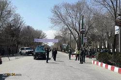 انفجار انتحاری در کابل همراه با چندین کشته