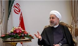 دیدار روحانی با وزیر خارجه ژاپن