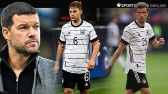 خوشتیپ ترین بازیکن آلمان:  مطمئنم امشب انگلیس را  می بریم