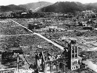 مراسم یادبود قربانیان بمبارانهای هستهای هیروشیما