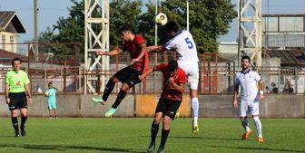 دربی گیلان در هفته سوم لیگ دسته اول