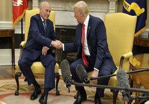 جان کِلی: من مانع خروج نیروهای نظامی آمریکا از افغانستان شدم