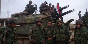 سوریه مواضع تروریستها در ادلب و حماه را با خاک یکسان کرد