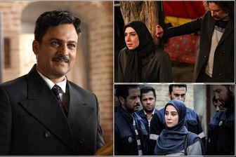 بازگشت چهرههای محبوب به تلویزیون به واسطه سریالهای رمضانی/ تصاویر