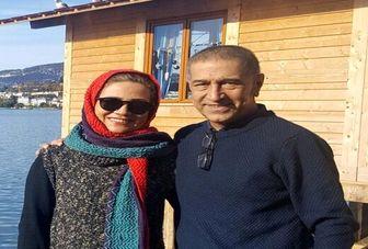 مروری بر کارنامه هنری همسر خانم بازیگر که دیشب از دنیا رفت
