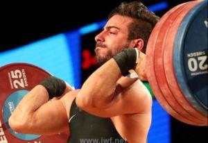 بازگشت کیانوش رستمی به تمرینات تیم ملی وزنه برداری