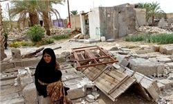 زلزله در ایران، مرگ در پاکستان