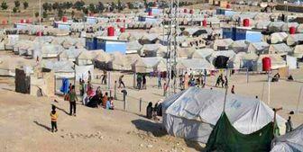 انتشار جدیدترین آمار از ساکنان بزرگترین اردوگاه داعش در سوریه