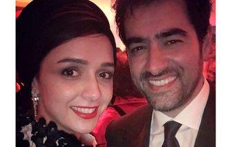 عکس جنجالی عروسی شهاب حسینی و ترانه علیدوستی! /عکس
