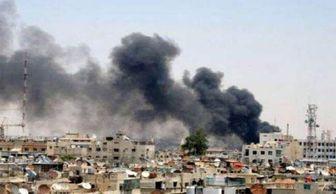 حمله خمپارهای به مراکز کمک رسانی روسی در دمشق