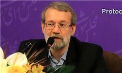 واکنش لاریجانی به اظهارات مطهری در مجلس