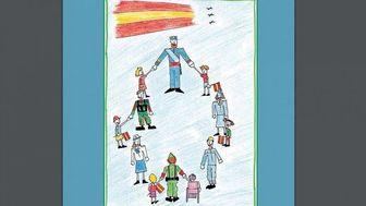 """تدریس مفاهیم """"نظامی"""" در دبستانهای اسپانیا"""