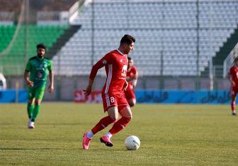گل سعید مهری بازیکن جدید استقلال+فیلم