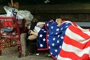 فقر در آمریکا به بالاترین حد خود رسید+فیلم
