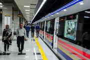 محسن هاشمی از روند ایمن سازی خط ۷ مترو بازدید کرد