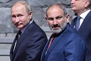 درخواست ارمنستان از پوتین برای دریافت حمایت امنیتی در مسئله قرهباغ