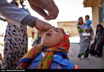 رونمایی از واکسن دو ظرفیتی فلج اطفال در ساوه