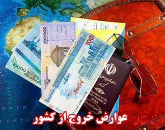 فراهم شدن امکان پرداخت الکترونیکی عوارض خروج از کشور