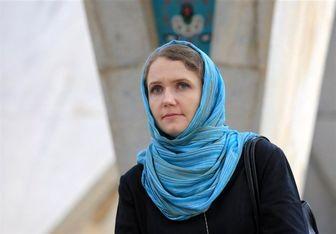 ناگفتههای بازیگر اوکراینی «شوق پرواز» از دیدار با رهبر انقلاب