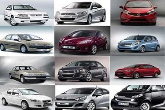 قیمت روز محصولات سایپا و ایران خودرو در 9 تیر 99+جدول