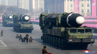 جابجایی یک موشک بالستیک قارهپیمای جدید کره شمالی