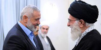 هنیه: سخنان آیتالله خامنهای افقهای وسیعی را پیش روی مقاومت فلسطین گشود
