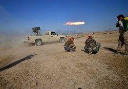 تلاش داعشیها برای ورود به کرکوک ناکام ماند