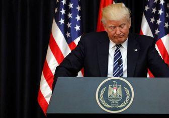 رئیسجمهور آمریکا از خودش تشکر کرد