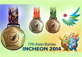 سقوط یک پلهای کاروان ایران در بازیهای آسیایی + اسامی مدالآوران