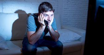 خطر مرگ با زیادهروی در تماشای تلویزیون
