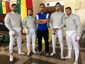 شمشیربازان ایران قهرمان جام جهانی شدند/ عکس