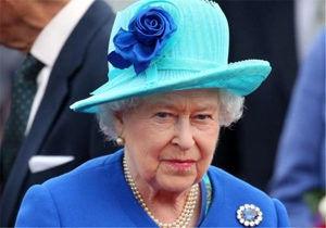 مزاح ملکه انگلیس با ترامپ