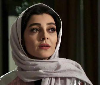 چهره آپدیت شده خانم بازیگر /عکس
