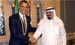 ستایش شاه سعودی از اوباما