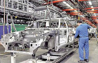 نوسان تولید در شرکتهای خصوصی خودروساز