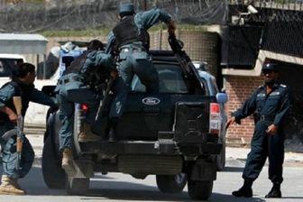 ادامه درگیری ها در شهر غزنی افغانستان