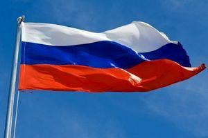 حادثه آفرینی یک خودرو در قلب مسکو