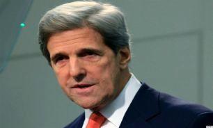 واکنش جان کری به وقوع زمین لرزه در ایران