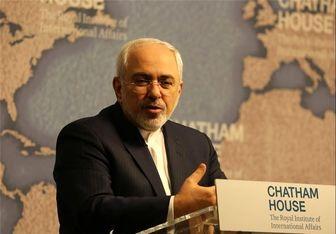 دیدار ظریف با دبیر اجرائی اسکاپ